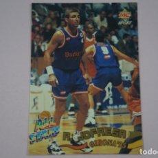 Coleccionismo deportivo: CROMO CARD DE BALONCESTO RAFAEL JOFRESA JUGADAS ALL STARS Nº 214 LIGA ACB 96 MUNDICROMO SPORT. Lote 194637877