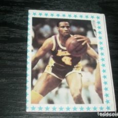 Coleccionismo deportivo: -YOGURES CLESA : 178 BYRON SCOTT ( L.A LAKERS ) !! ERROR !! MAGIC JOHNSON - RARE CARD BALONCESTO. Lote 194738942