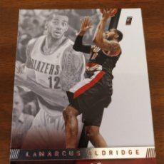 Coleccionismo deportivo: LAMARCUS ALDRIDGE 27 NBA PANINI PRESTIGE 2014-15 PORTLAND TRAIL BLAZERS. Lote 195173908