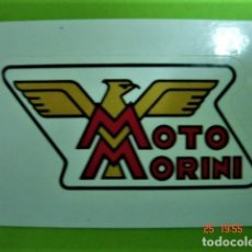 Coleccionismo deportivo: CROMO Nº 277 MOTO MORINI DEL ÁLBUM MOTO SPORT DE PANINI. Lote 195231258