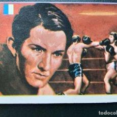 Coleccionismo deportivo: ASES MUNDIALES DEL DEPORTE, BOXEO, JOSS CARPENTIER N⁰ 38 PEQUEÑO. Lote 198235860