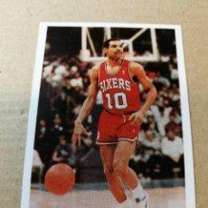 Coleccionismo deportivo: CROMO BASKET BALONCESTO ACB NBA 137 MAURICE CHEEKS GIGANTES DEL BASKET CONVERSE 87 88 NUEVO. Lote 199258368