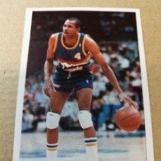 Coleccionismo deportivo: CROMO BASKET BALONCESTO ACB NBA 147 DARRELL WALKER GIGANTES DEL BASKET CONVERSE 87 88 NUEVO. Lote 199258450