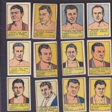 Coleccionismo deportivo: CROMOS BOXEO EDITORIAL VALENCIANA 1942 4 EUROS UNIDAD . Lote 199459637