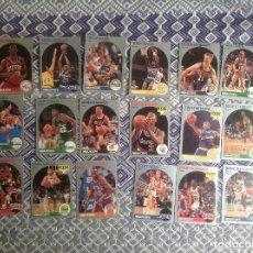 Coleccionismo deportivo: CROMOS NBA 1990 X 33 UNIDADES . Lote 199504760