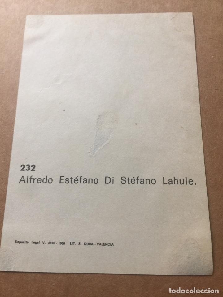 Coleccionismo deportivo: Di Stefano cromo 232 los Juegos Olímpicos 1968 - Foto 2 - 202528135