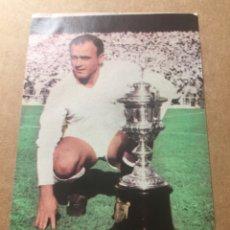 Coleccionismo deportivo: DI STEFANO CROMO 232 LOS JUEGOS OLÍMPICOS 1968. Lote 202528135