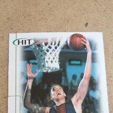 Coleccionismo deportivo: #16 PAU GASOL - NBA - ROOKIE CARD - SAGE HIT - ( CAMISETA FC. BARCELONA ) 36. Lote 202872011