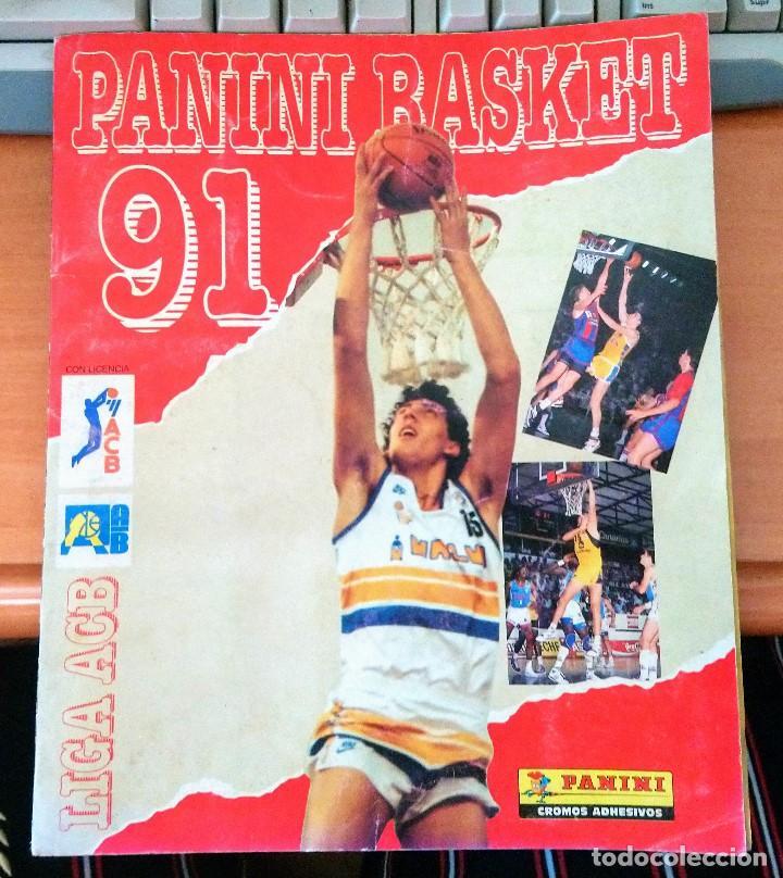 BASKET 91 (Coleccionismo Deportivo - Cromos otros Deportes)