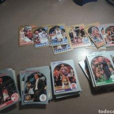 Coleccionismo deportivo: LOTE 170 TARJETAS NBA HOOPS 1990-91. Lote 204402047