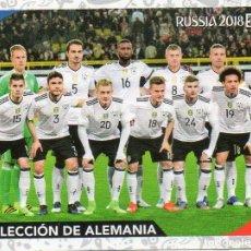 Coleccionismo deportivo: FUTBOL WORLD CUP RUSSIA 2018 PERU STICKER ALBUM PRE-MUNDIAL ALEMANIA GERMANY TEAM PART3. Lote 205605320