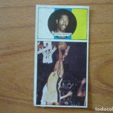 Coleccionismo deportivo: CROMO LIGA BALONCESTO 1986 1987 MERCHANTE Nº 88 MIKE HARPER (CANARIAS) - DESPEGADO 86 87. Lote 206164898