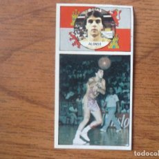 Coleccionismo deportivo: CROMO LIGA BALONCESTO 1986 1987 MERCHANTE Nº 151 JOSE ALONSO (FORUM VALLADOLID) - DESPEGADO 86 87. Lote 206173821