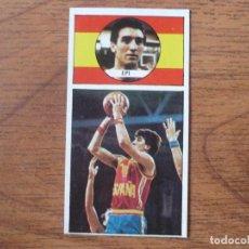 Coleccionismo deportivo: CROMO LIGA BALONCESTO 1986 1987 MERCHANTE Nº 144 EPI II (ESPAÑA) - DESPEGADO 86 87. Lote 206176876