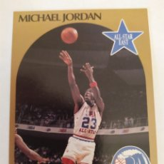 Coleccionismo deportivo: MICHAEL JORDAN 5 NBA HOOPS 1990-91 ALL STAR CHICAGO BULLS. Lote 206190888