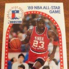 Coleccionismo deportivo: MICHAEL JORDAN 21 NBA HOOPS 1989-90 ALL STAR CHICAGO BULLS. Lote 206190963