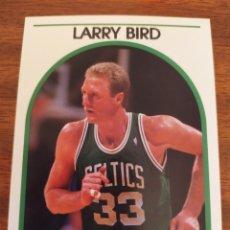 Coleccionismo deportivo: LARRY BIRD 150 NBA HOOPS 1989-90 BOSTON CELTICS. Lote 206190975