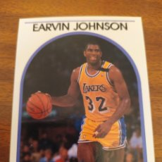 Coleccionismo deportivo: MAGIC JOHNSON 270 NBA HOOPS 1989-90 LOS ANGELES LAKERS. Lote 206190988