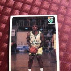 Coleccionismo deportivo: LIGA ACB 95-96 95 96 MUNDICROMO SPORT Nº 142 MARVIN ALEXANDER CAJA SAN FERNANDO. Lote 206268535