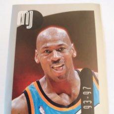 Collezionismo sportivo: MICHAEL JORDAN 48 NBA UPPER DECK 1998-99 MJ STICKER COLLECTION CHICAGO BULLS. Lote 206777432
