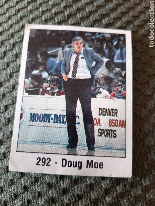 PANINI BASKET NBA 89 #292 DOUG MOE SIN PEGAR (Coleccionismo Deportivo - Cromos otros Deportes)