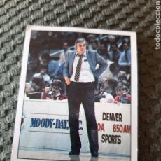 Coleccionismo deportivo: PANINI BASKET NBA 89 #292 DOUG MOE SIN PEGAR. Lote 206810376