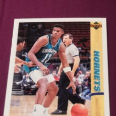 Coleccionismo deportivo: º 110 - KENDALL GILL - CHARLOTTE HORNETS - NBA UPPER DECK 1992. Lote 206818851