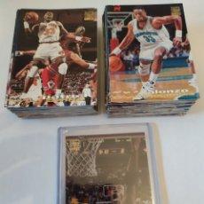 Coleccionismo deportivo: LOTE 120 CROMOS NBA TOPPS STADIUM CLUB 1993-94 SIN REPETIDOS (INCLUYE 1 CARD DE MICHAEL JORDAN). Lote 206821533
