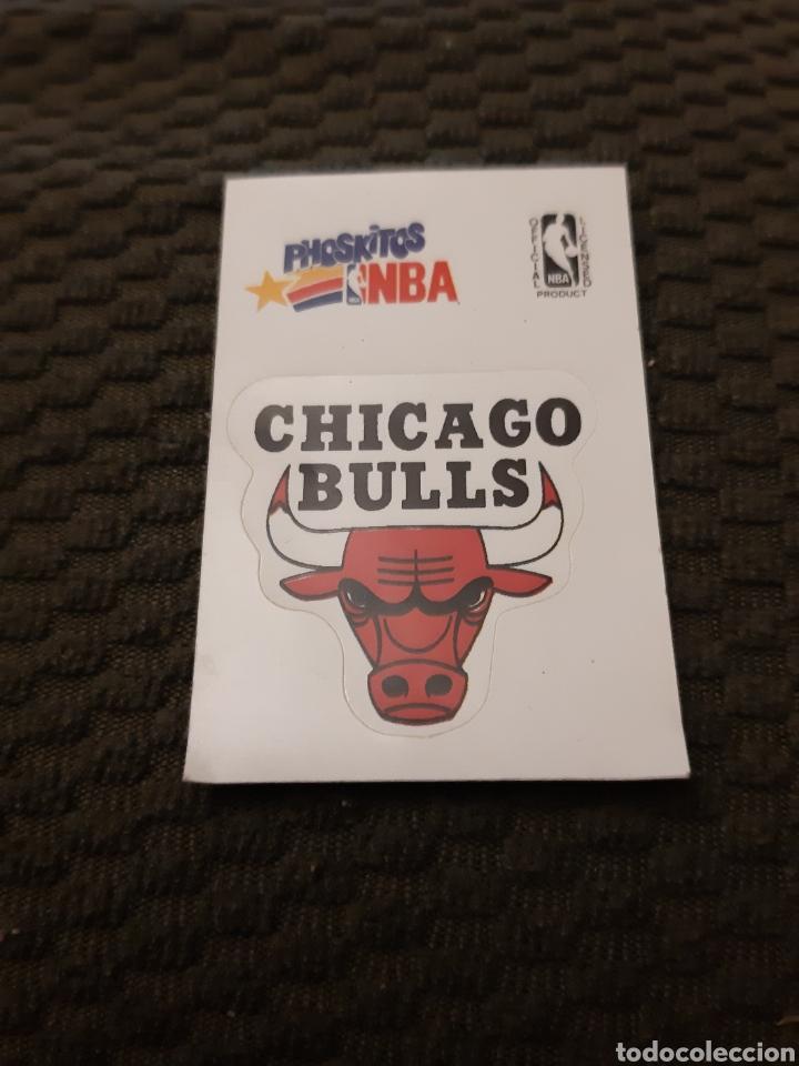 PHOSKITOS NBA CHICAGO BULLS #4 NUEVO (Coleccionismo Deportivo - Cromos otros Deportes)