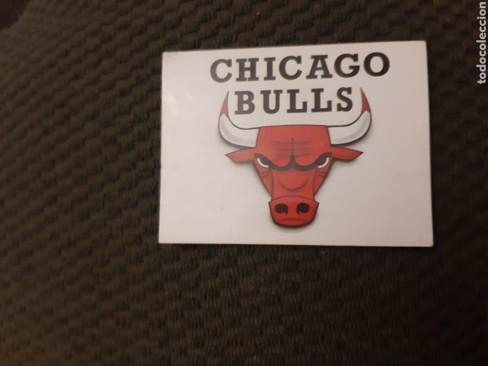 CHICAGO BULLS MARCA MANIA#67 SIN PEGAR MARCAMANIA EDICIONES ESTE (Coleccionismo Deportivo - Cromos otros Deportes)