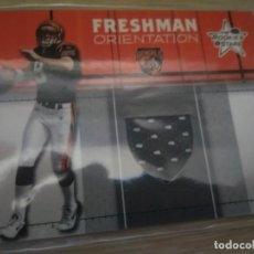 Coleccionismo deportivo: CROMO NFL DONRUSS CARSON PALMER CAMISETA USADA PARTIDO EDICION LIMITADA. Lote 207178895