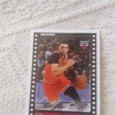 Coleccionismo deportivo: ZACH LAVINE. CHICAGO BULLS. N° 86. STICKER NBA. PANINI.. Lote 207189615
