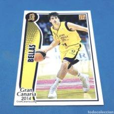 Coleccionismo deportivo: (C-34) CROMO PANINI - ACB 2009-2010 (GRAN CANARIA 2014) N°167 BELLAS. Lote 207242377