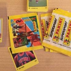 Coleccionismo deportivo: PANINI SUPERSPORT 88 LOTE DE DOS CROMOS SIN ABRIR. Lote 207277177