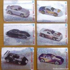 Coleccionismo deportivo: CROMO AUTO 2000 ESPECIALES SIN PEGAR . PANINI 1999 PRECIO DEL CONJUNTO. Lote 207817620
