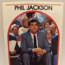 Collezionismo sportivo: PHIL JACKSON 266 NBA HOOPS 1989-90 CHICAGO BULLS. Lote 208436505