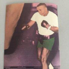 Coleccionismo deportivo: SONNY LISTON Nº 122 ED. DURA 1964 SIN PEGAR. Lote 209117660