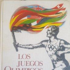 Coleccionismo deportivo: ALBUM LOS JUEGOS OLIMPICOS 1964. Lote 209350645