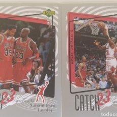 Coleccionismo deportivo: MICHAEL JORDAN UPPER DECK CATCH 23. Lote 210484160