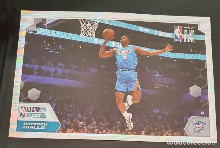 CROMO ESPECIAL Nº 14 NBA 2019-20 PANINI 2019 BALONCESTO (Coleccionismo Deportivo - Cromos otros Deportes)