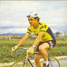Colecionismo desportivo: CICLISMO DOMINGO PERURENA - 1978 - EQUIPO KAS. Lote 214364917