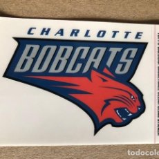 Coleccionismo deportivo: TOPPS BAZOOKA BASKETBALL CLEAR CLING STICKER NBA CHARLOTTE BOBCATS 2005 C7. Lote 214630166