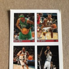 Coleccionismo deportivo: TOPPS BAZOOKA BASKETBALL CLEAR CLING STICKER NBA STICKER 12 OF 55 2005 C7. Lote 214630392