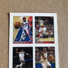 Coleccionismo deportivo: TOPPS BAZOOKA BASKETBALL CLEAR CLING STICKER NBA STICKER 36 OF 55 2005 C7. Lote 214630453