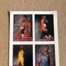 Coleccionismo deportivo: TOPPS BAZOOKA BASKETBALL CLEAR CLING STICKER NBA STICKER 10 OF 55 2005 C7. Lote 214630491