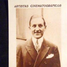 Coleccionismo deportivo: CROMO - ARTISTAS CINEMATOGRAFICOS - GEORGES CARPENTIER - BOXEO. Lote 217284791