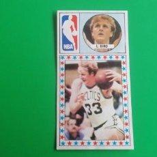 Coleccionismo deportivo: LARRY BIRD 1986 CARD MERCHANTE. Lote 218270733