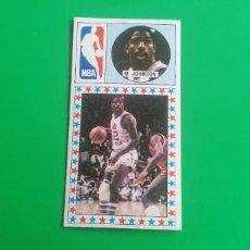 Coleccionismo deportivo: MAGIC JOHNSON 1986 CARD MERCHANTE. Lote 218270780
