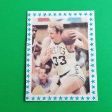 Coleccionismo deportivo: LARRY BIRD 1985 CARD CLESA. Lote 218271396