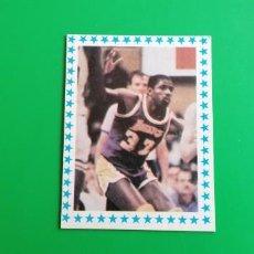 Coleccionismo deportivo: MAGIC JOHNSON 1985 CARD CLESA. Lote 218271446